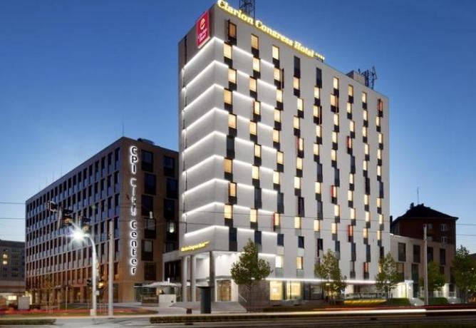 Tisková konference hnutí ANO v úterý 2. září v Clarion Congress Hotel Olomouc, zahájení kampaně