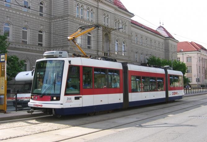Jak jste spokojeni s veřejnou hromadnou dopravou v Olomouci?