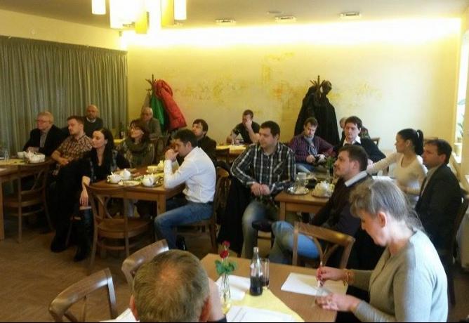 Hnutí ANO založilo místní organizaci v Olomouci a stanovilo své priority pro Olomouc