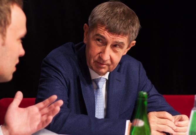 Andrej Babiš: Pracovitý člověk může i v České republice dosáhnout svých snů