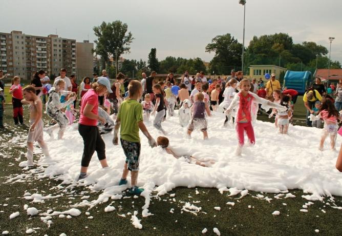 Olomoucké ANO bavilo a rozveselilo stovky dětí