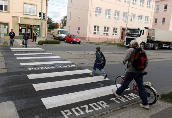 Bojujeme za přechody. Město Olomouc získá zrušené přechody zpět