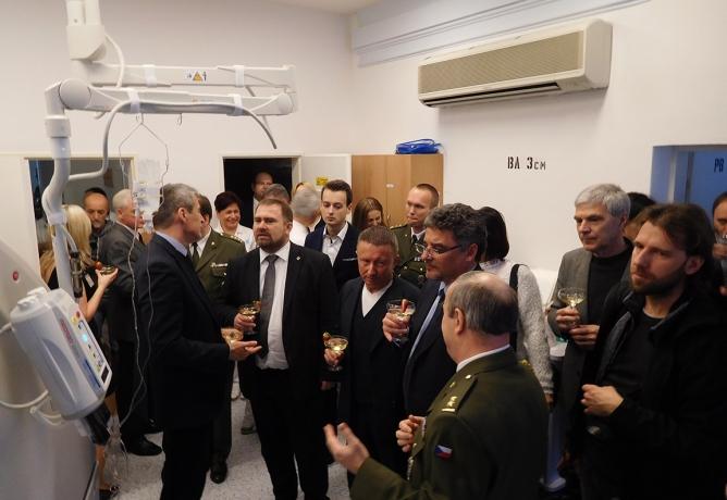 Ministr Stropnický uvedl do chodu nejlepší CéTéčko