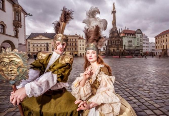 Kulturní akce v roce 2014 a příspěvky z rozpočtu města Olomouce