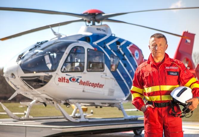 Milan Brázdil: Kvalitní a funkční letecká záchranka je mojí prioritou