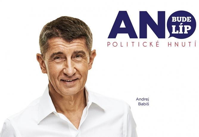 Ministr financí Andrej Babiš 28.4. v Olomouci