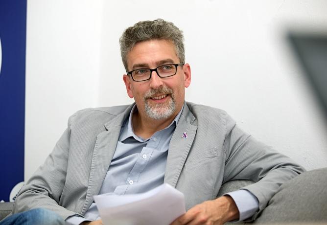 Kandidát na primátora Žbánek (ANO): V Olomouci je co zlepšovat