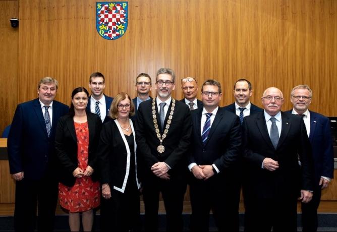 Olomouc má nového primátora a celou radu města