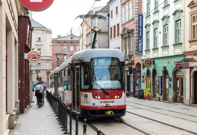Olomoucká MHD bude pro seniory od 65 let zdarma