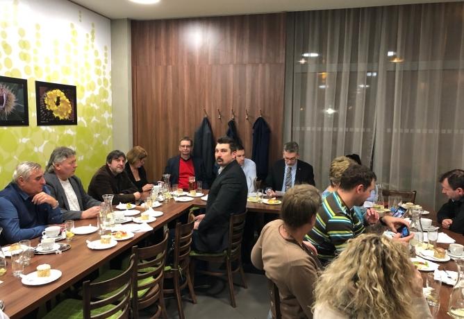 Olomoucké ANO si zvolilo nové vedení