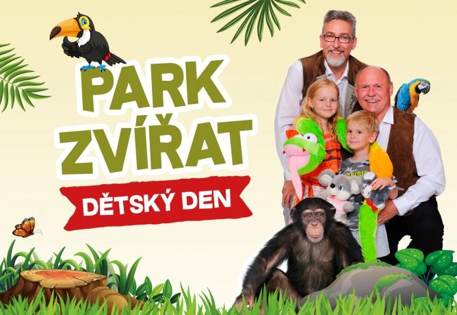 Dětský Park zvířat 31.8. v Olomouci