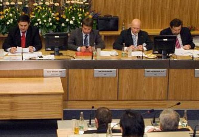 Zástupci hnutí ANO ověřovali informační otevřenost vedení olomoucké radnice