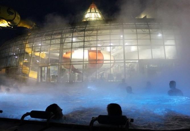 Olomoucký akvapark je dál ve ztrátě, návštěvnost byla nadsazená